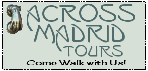 Guided walking tours of Madrid